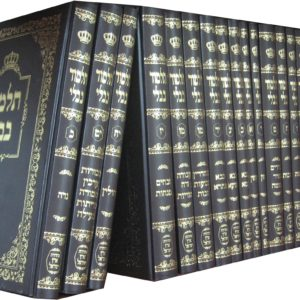 Daf Hashavua – Advanced Gemara Class